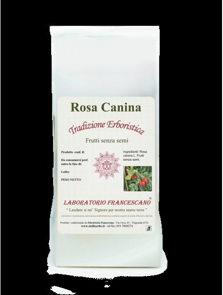 Rosa Canina frutti senza semi - 100 gr