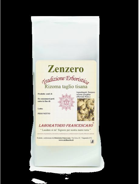 Zenzero rizoma polvere - 50 gr