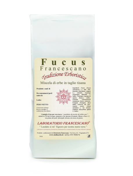 Fucus Francescano - 100 gr