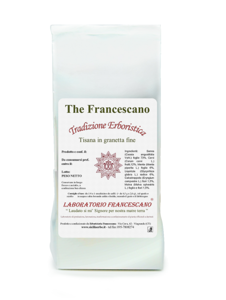 The Francescano Tisana in granetta fine - 100 gr