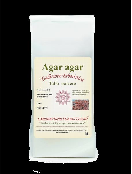 Agar Agar tallo polvere - 50 gr
