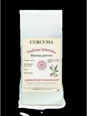 Curcuma rizoma polvere - 50 gr
