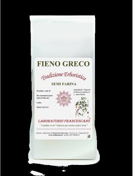 Fieno greco semi farina - 100 gr
